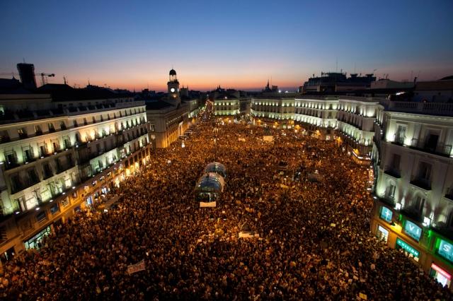 15 de Outubro de 2011, Madri.
