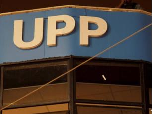 Base da UPP. Créditos: Marcelo Carnaval/O Globo.