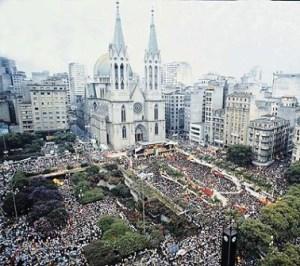 """""""Aniversário da cidade de São Paulo."""""""