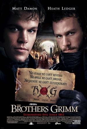 Os outros Irmãos Grimm: Matt e Heath.