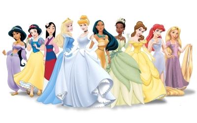 """""""Princesas Disney"""""""