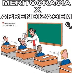Meritocracia X Aprendizagem