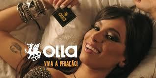 Anitta faz propganda da Olla