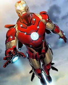 Homem de Ferro, o herói tecnológico