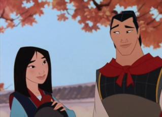 Um par-romântico, mas não um príncipe.