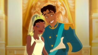 Tiana e Naveen