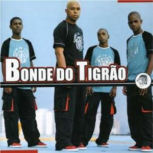 Capa do CD do Bonde do Tigrão