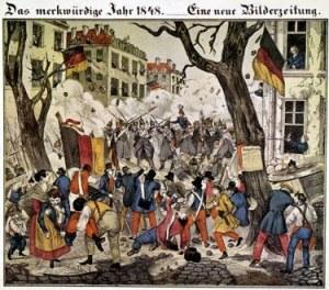 1848 in Germany