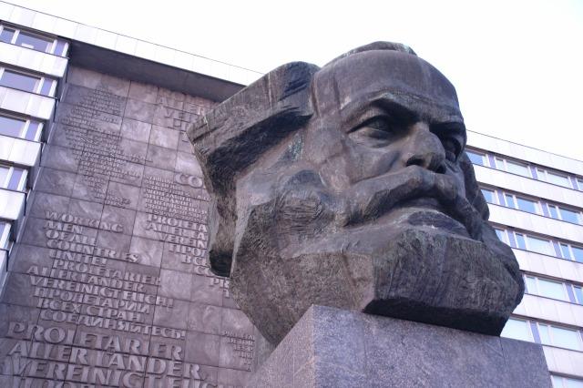 Chemnitz-Marx-Monument