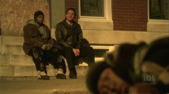McNulty: If Snotboogie always stole the money, why'd you let him play? Snot Boogie's Friend: Got to. It's America, man.