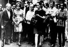 Clarice Lispector, Oscar Niemayer, Milton Nascimento.