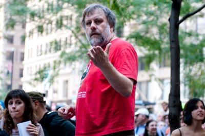 """Žižek no """"Occupy Wall Street"""""""