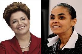 Dilma Rousseff (PT) e Marina Silva (PSB). As duas candidaturas que provavelmente chegarão ao segundo turno não se comprometem com medidas efetivamente progressistas