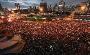 Junho de 2013: manifestações de massas são convocadas por fora dos canais petistas nos movimentos sociais