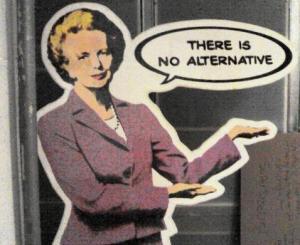 Sem alternativa