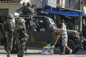 Utilização das Forças Armadas para patrulhamento urbano