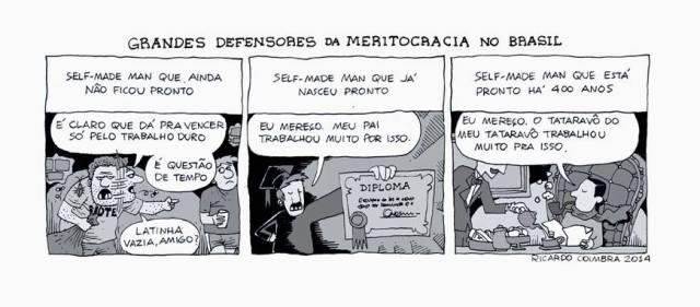 Tirinha por Ricardo Coimbra