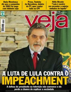 veja - impeachment do lula