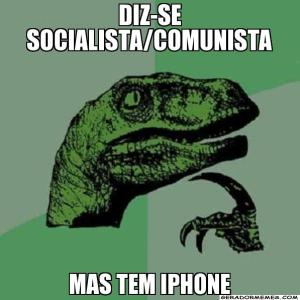 Comunista de Iphone