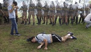 O massacre de Curitiba