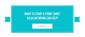 Fomentadores profisssionais de entidades neoliberais , o Atlas tem um guia de como formar o seu próprio think-tank.