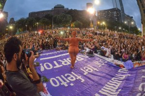Primeiro ato no Rio de Janeiro